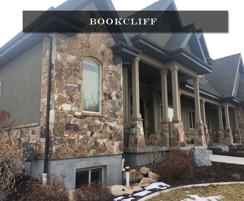 bookcliff stone - residential natural stone