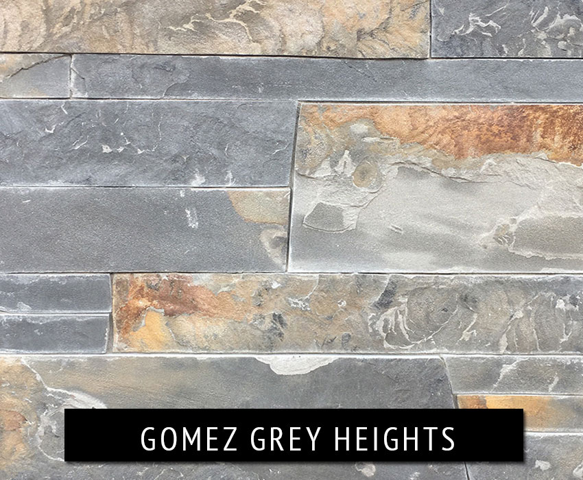 gomez grey heights - natural stone