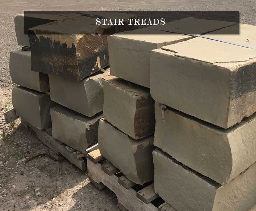 landscaping stone stair treads