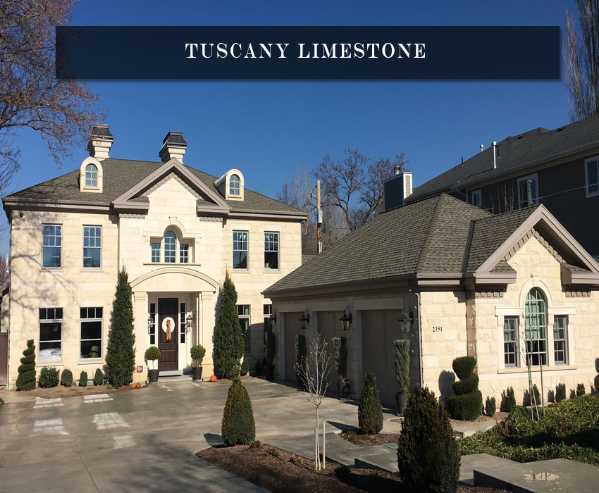 tuscany limestone - residential natural stone