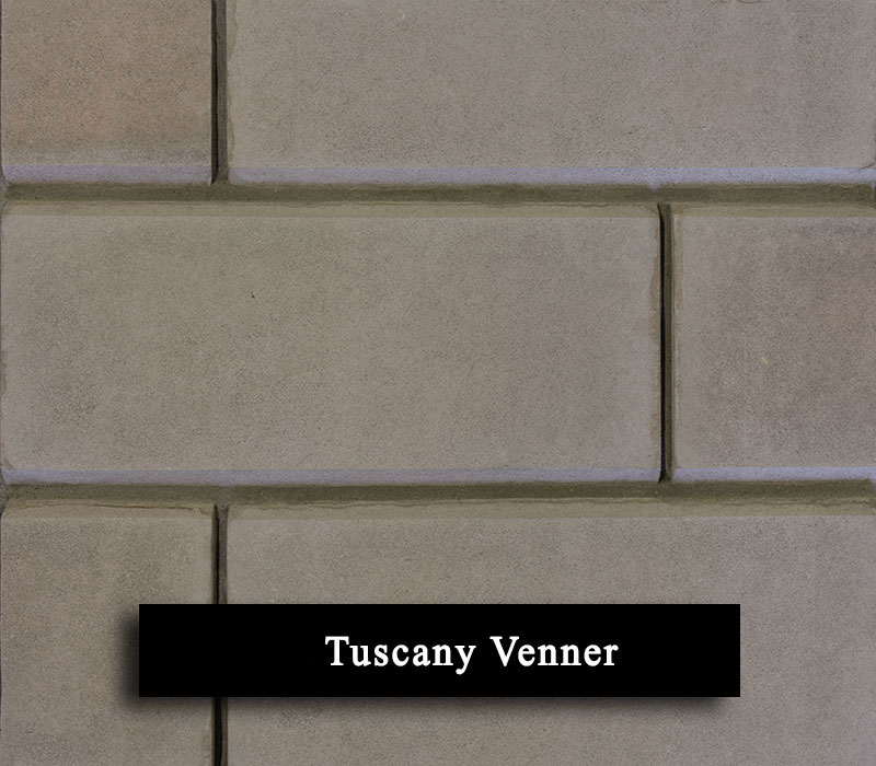 tuscany venner - manufactured stone